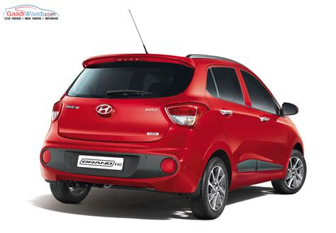 Hyundai I10 Price In India by 2017 Hyundai Grand I10 Facelift Launched In India Price