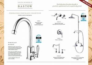 Retro vintage heritage federation style mixers and for Bathroom taps adelaide