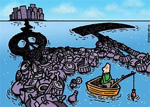 Cartoon Movement - Water pollution
