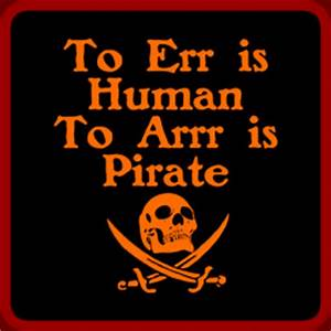 Funny T-shirt S... Pirate Shirt Quotes