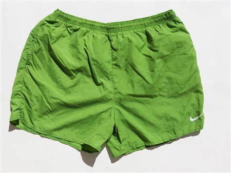 Nike Lime Green Swim Shorts Xl