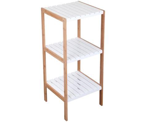 etagere cuisine bois stunning meuble de rangement salle de bain etagere de