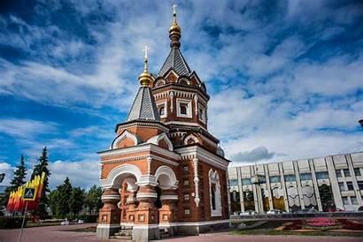 Yaroslavl Russia Churches Travel Manage Few Note