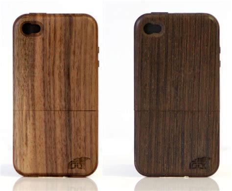 wood iphone root cases wooden iphone 4 gadgetsin