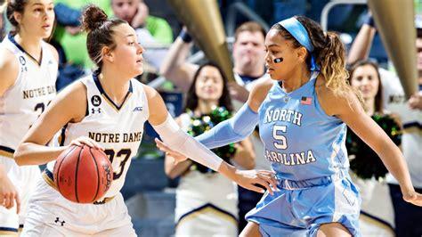 north carolina tar heels womens basketball players