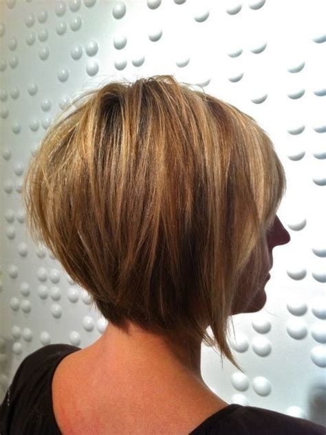 trendy stacked hairstyles  short hair practicality short hair cuts