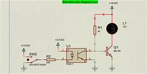 Ibrahimlabs  Digital Bulb Intensity Controller Using Pic   Code   Schematic