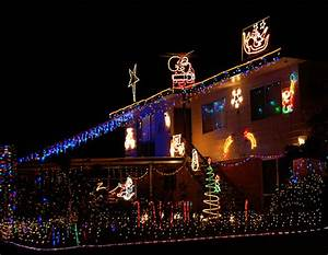 Tips For Photographing Christmas Lights Night Decorations