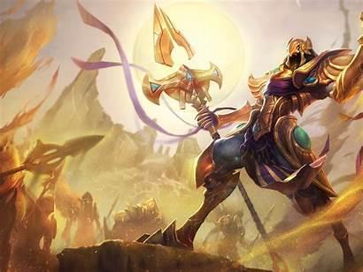 4k Legends Emperor Sands Mobile Runeterra Azir