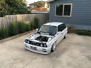 1988 Bmw E30 325i Touring - Mike Hack
