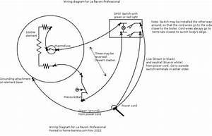 Wiring La Pavoni Pro To Indicate Pressurestat Status