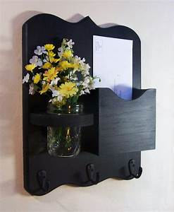 mail organizer mail and key holder letter holder by With letter and key wall organizer