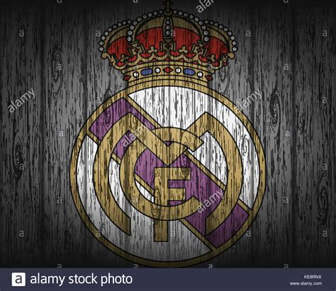 Real Madrid Background The Coat Of Arms Of The Football Club Real Madrid