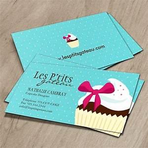 Cupcake bakery business card custom business card for Baking business card ideas