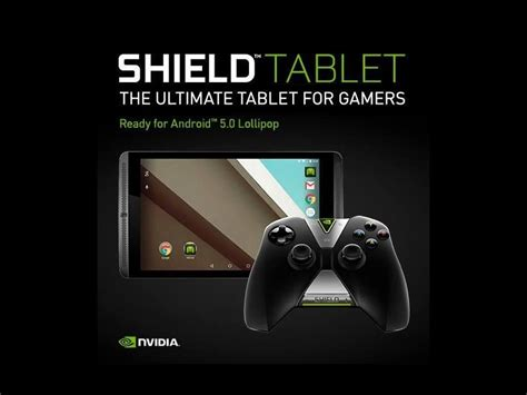 android 5 0 lollipop and more coming to nvidia shield