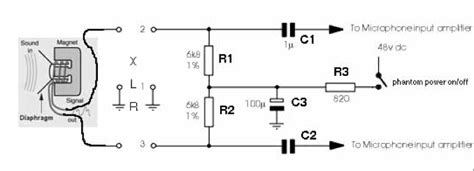 Phantom Power Xlr Wiring Diagram by Tips And Tricks For Audio Engineers Can Phantom Power