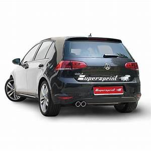 Golf 7 Tdi 150 : vw golf vii 2 0 tdi 150 hp 2012 volkswagen exhaust systems ~ Medecine-chirurgie-esthetiques.com Avis de Voitures