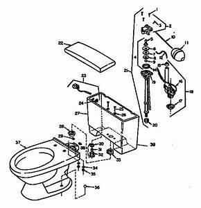 Universal Rundle Toilet Parts