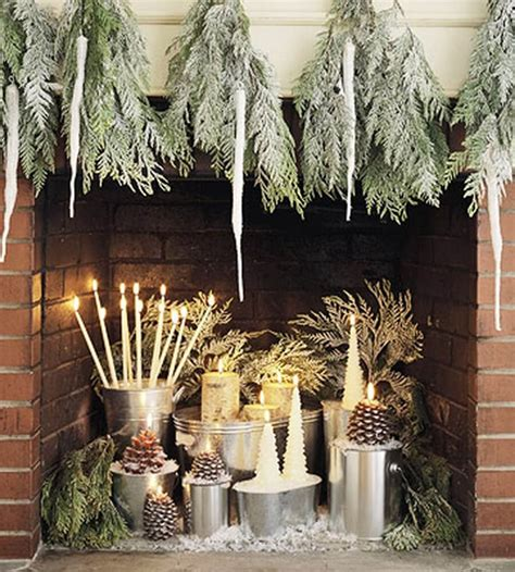 top  christmas decor ideas  candles  warm   home interiorideanet