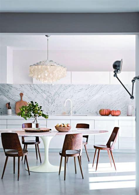 cuisine style scandinave idée décoration cuisine le charme de la cuisine scandinave