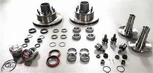 Dana 44 F250 Outer Rebuild Kit