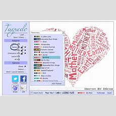 8 Simple Steps To Using Tagxedo To Create Personalized Word Cloud Art  Driven By Decor