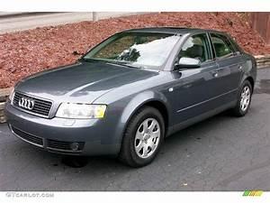 Audi A4 2003 : 2003 dolphin gray pearl audi a4 1 8t quattro sedan 14425081 car color galleries ~ Medecine-chirurgie-esthetiques.com Avis de Voitures