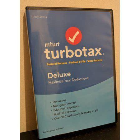 Download TurboTax Deluxe 2017