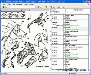 Peugeot Service Box Repair Manual And Parts Catalog Download