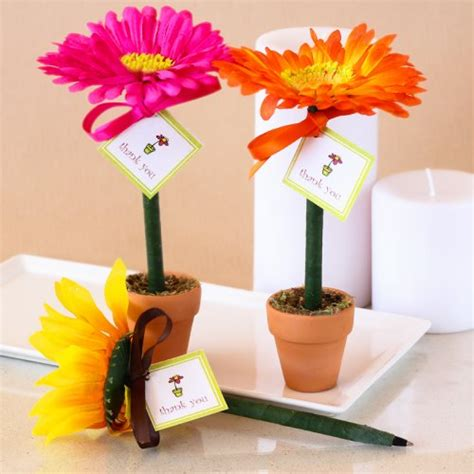 flower pot  favor