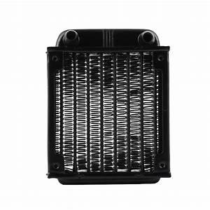 2018 New Water Cooler 80mm Black Aluminum Computer