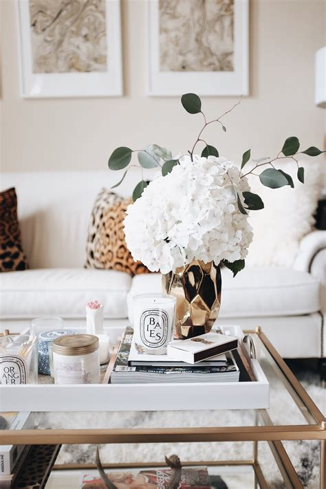 coffee table accessories how to style a coffee table hadley court interior