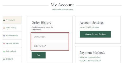 Barnes And Noble Purchase Order by Order Tracking