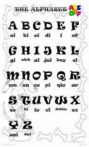 The Alphabet Pronunciation Worksheet Free Esl Printable