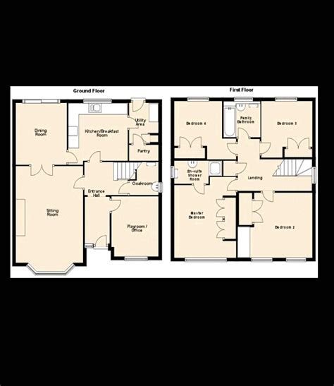 4 bed house plans 4 bedroom ranch house plans 4 bedroom house plans house