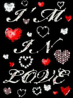 Download I M In Love Mobile Wallpaper  Mobile Toones