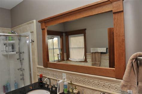 Extraodinary Custom Size Framed Mirrors Custom