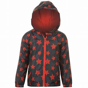 CAMPRI Kids Hooded Light Ski Jacket Coat Skiwear Childrens ...