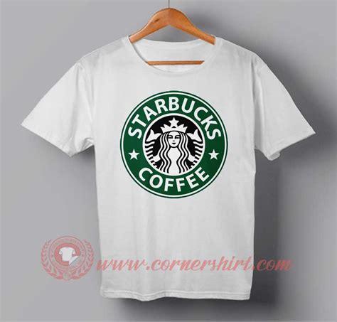 Kaos Tshirt Starbucks Coffee starbucks coffee t shirt cornershirt