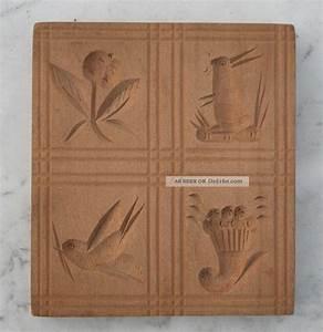Antike Esstische Holz : antike springerles form backmodel holz model spekulatius 20 30er jahre 4 motive ~ Michelbontemps.com Haus und Dekorationen