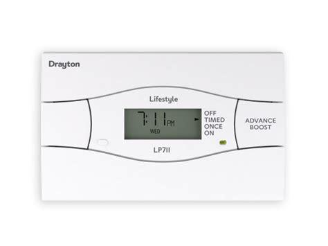 lp711 drayton controls heating controls trvs and