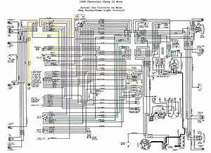 75 Nova Alternator Wiring Diagram