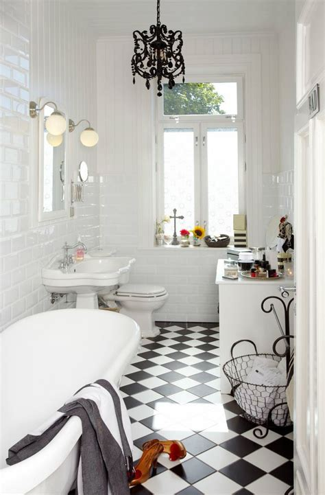 White And Black Tiles For Bathroom by Floor Tile Patterns For Bathroom Kitchen And Living Room