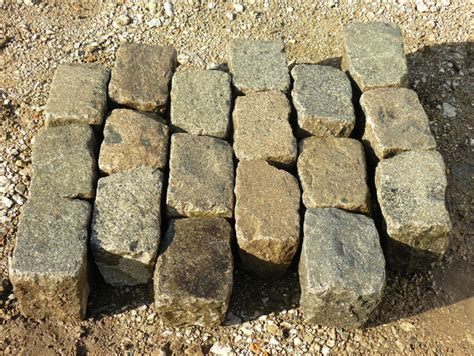 reclaimed clay granite pavers cobbles chicago by