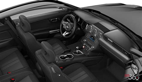 ford mustang coupe ecoboost fastback starting