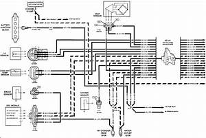 1993 Chevy Silverado Alternator Wiring Diagram