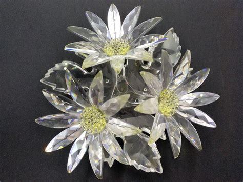 fiore di cristallo swarovski fiori di cristallo catawiki