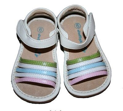 new squeaky shoes toddler sizes 4 8 multi colored 379 | s l1000