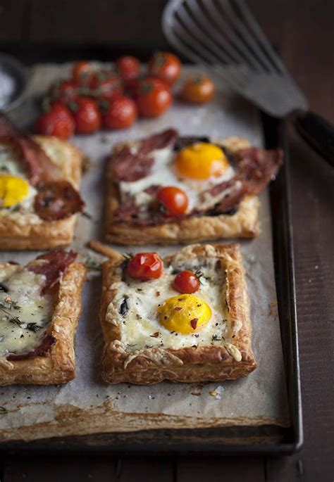 Egg and Bacon Breakfast Pies