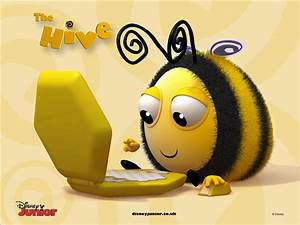 the hive cartoon -Buzzbee - watching this with the lil ...